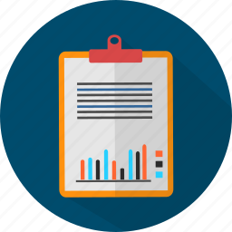 analytics, business, chart, diagram, graph, report, statistics icon