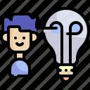 creative, idea, innovation, innovative, solution
