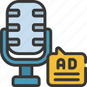 podcast, ad, promotion, advertising, audio