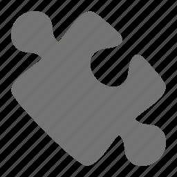 part, piece, plugin, puzzle, solution, solve icon