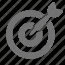 bullseye, goal, market, objective, optimization, seo, target icon