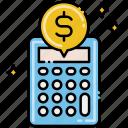 budgeting, business, finance, money icon