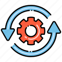 test, laboratory, research, testing icon