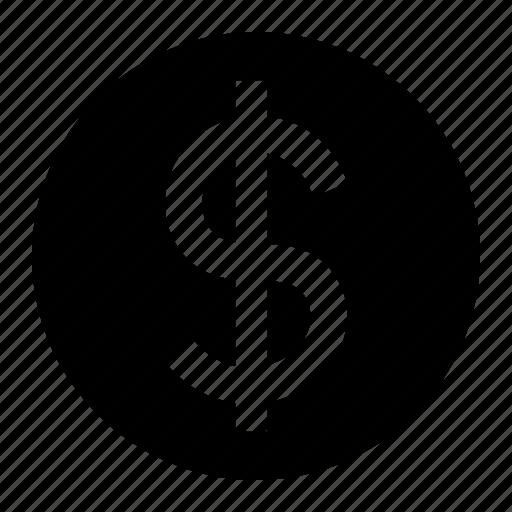 Dollar, cash, change, currency, finance, forex, money icon - Download on Iconfinder