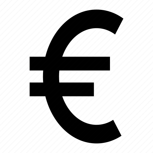 currency, euro, finance, markets, money icon