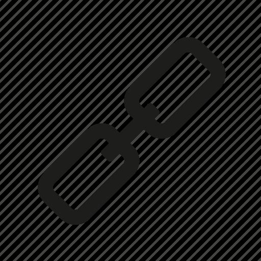 cargo, chain icon