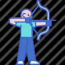 archery, arrow, arrows, direction