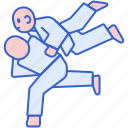 judo, olympic, sporst, stack