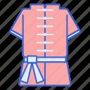 clothes, fu, kung, uniform
