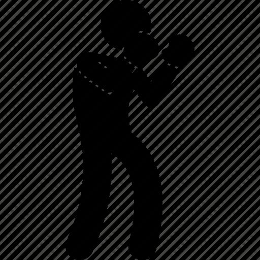 boxer, boxing, defense, kickboxing, martial arts, posture, self icon