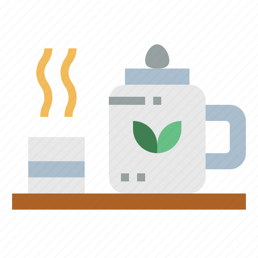 Beverage, coffee, drink, hot, tea icon - Download on Iconfinder