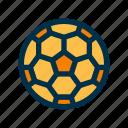 ball, basic, football icon