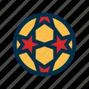 ball, champions, football, league icon