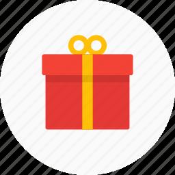 birthday, box, celebration, christmas, gift, holiday, present icon