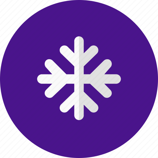 christmas, cold, ice, snowflake, weather, winter icon