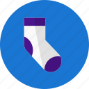 christmas, decoration, holiday, holidays, sock icon