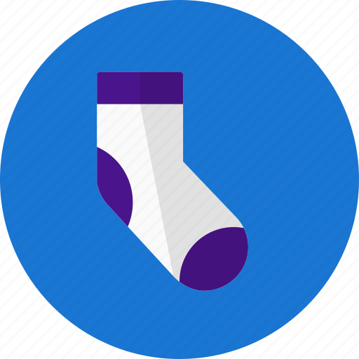 christmas, decoration, holiday, holidays, sock icon