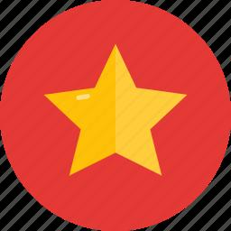 achievement, favorite, like, love, star icon