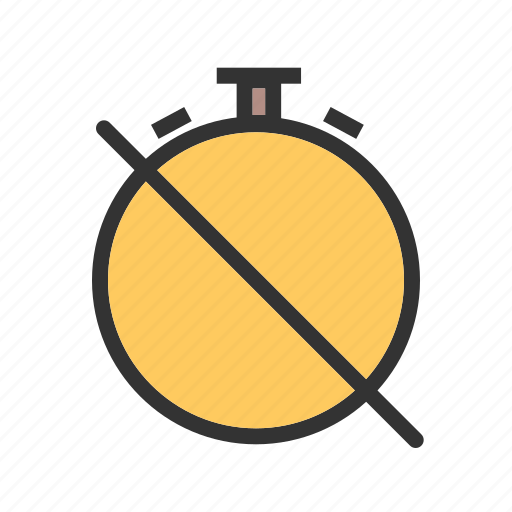 alarm, clock, hour, minute, off, time, watch icon