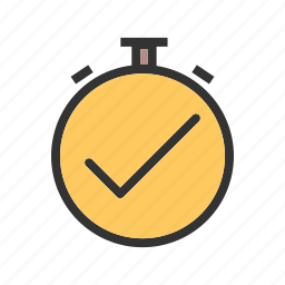 alarm, clock, hour, minute, ring, time, watch icon