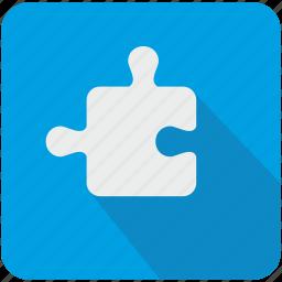 element, game, logic, piece, puzzle icon