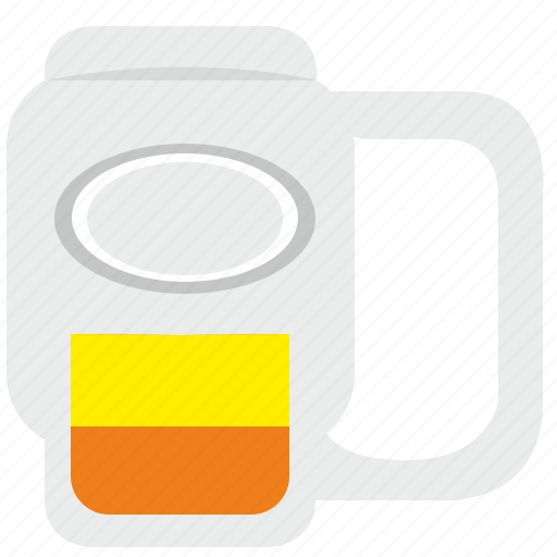 alcohol, beer, bocal, drink, glass icon