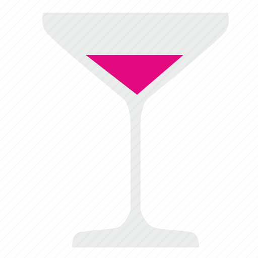 alcohol, bocal, drink, glass, martini, party icon