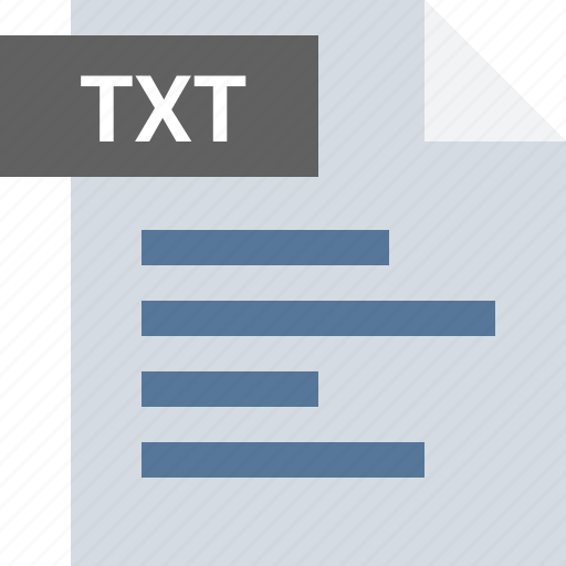 documents, editor, extension, file, text, type icon