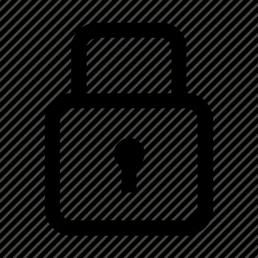 access, key, lock, login, padlock, password, secure icon
