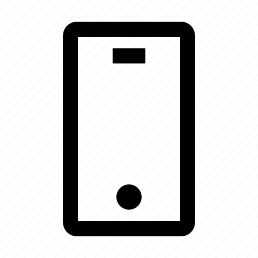 contact, device, electronics, mobile, phone, smartphone icon