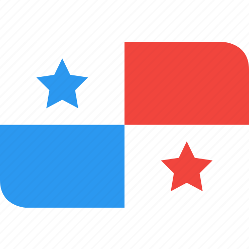 country, flag, nation, panama icon
