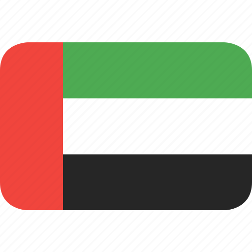 arab, country, emirates, flag, nation, uae, united icon