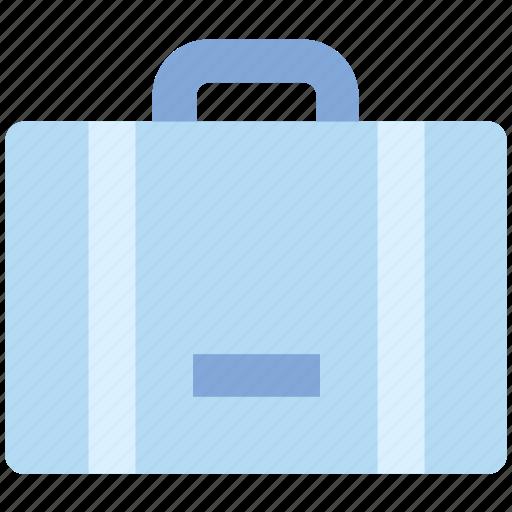 Bag, briefcase, hand bag, portfolio, suitcase icon - Download on Iconfinder