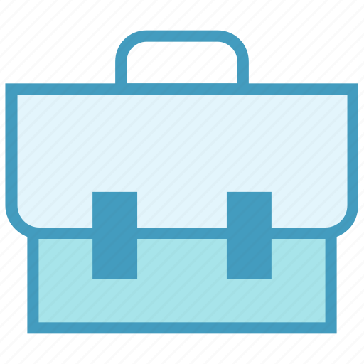 bag, briefcase, hand bag, portfolio, suitcase icon