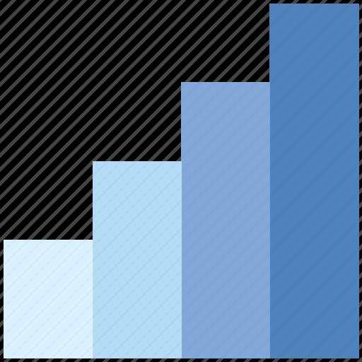 Analytics, bar, chart, graph, transaction icon - Download on Iconfinder