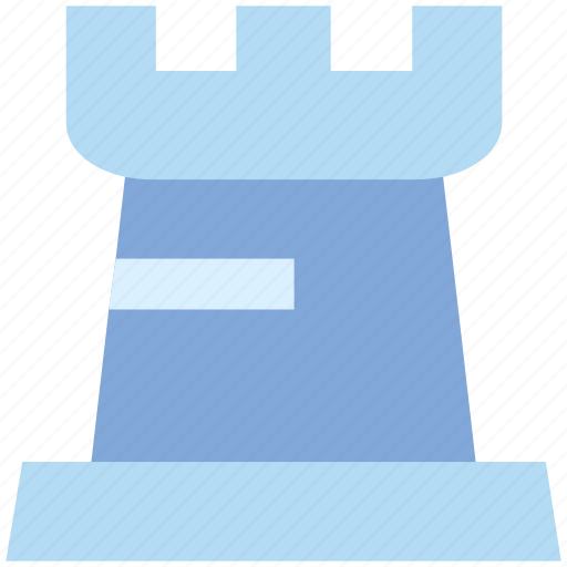 Chess, chess rook, game, play, rook icon - Download on Iconfinder