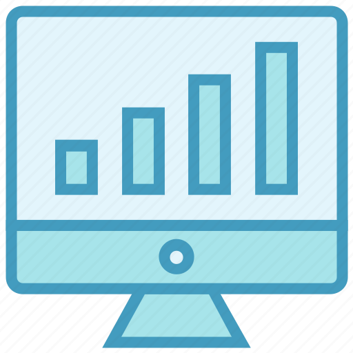 analytics, bar, display, graph, lcd, lcd graph, statistic icon