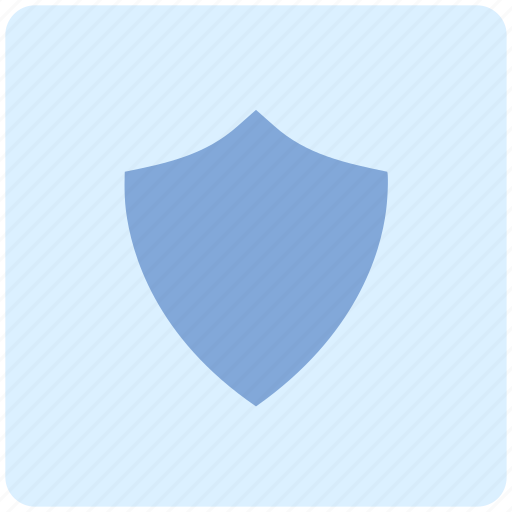 Antivirus, protect, protection, secure, security, shield, square icon - Download on Iconfinder