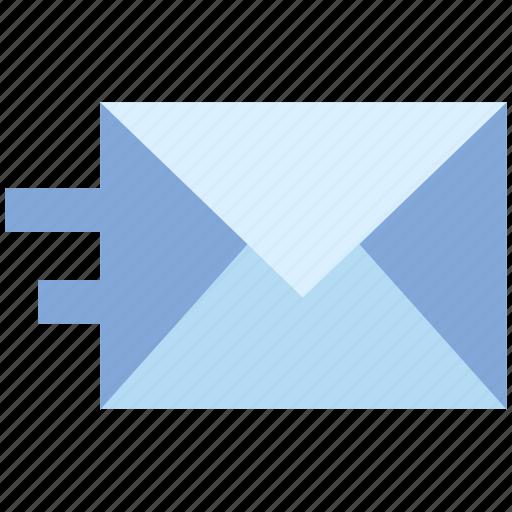 Email, envelope, letter, mail, message, send, send letter icon - Download on Iconfinder