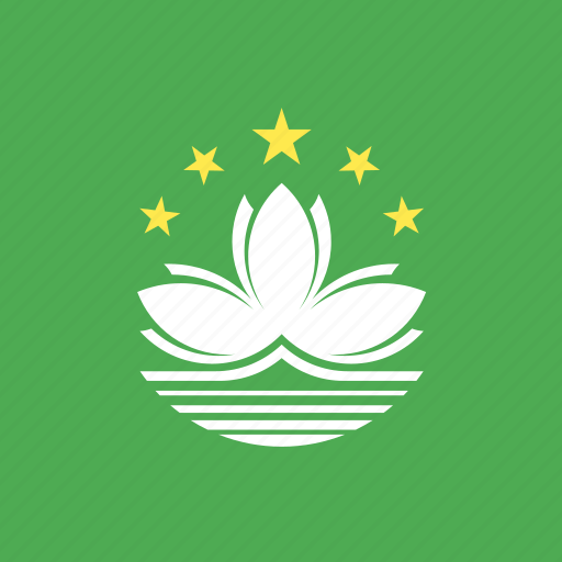 Country, flag, macau, nation icon - Download on Iconfinder