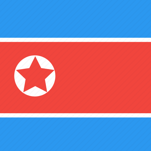 Country, flag, korea, nation, north icon - Download on Iconfinder