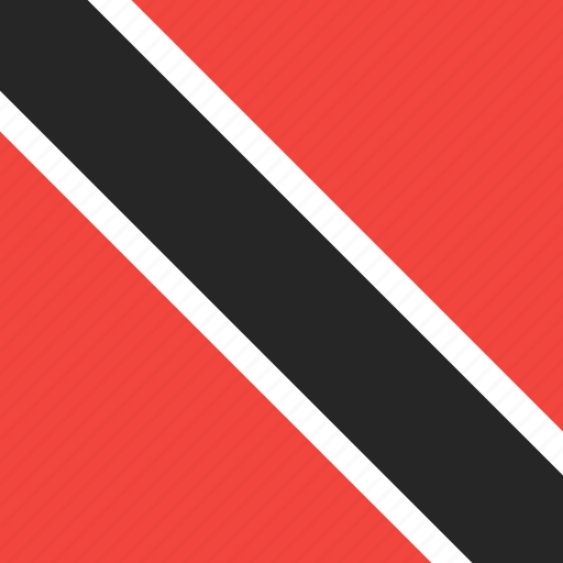 and, country, flag, nation, tobago, trinidad icon