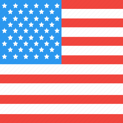 america, country, flag, nation, states, united, us icon