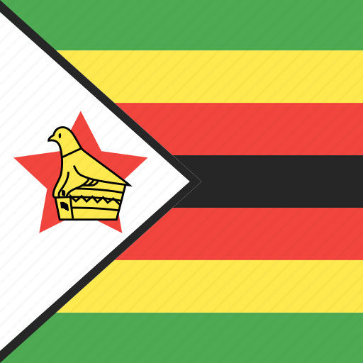 Country, flag, nation, zimbabwe icon - Download on Iconfinder