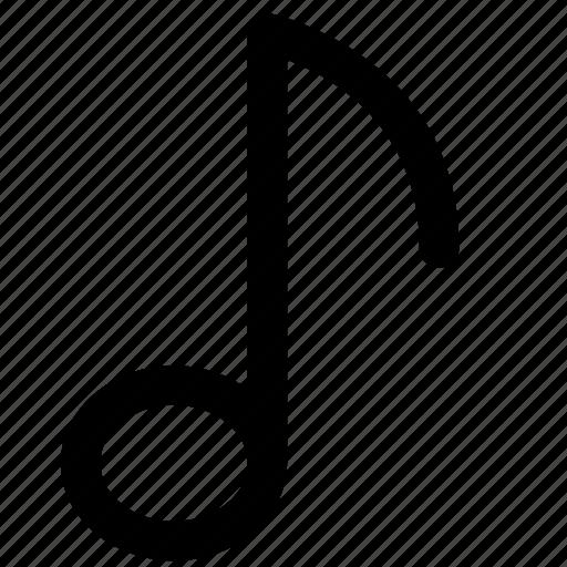 instrument, multimedia, music, note, speaker, volume icon