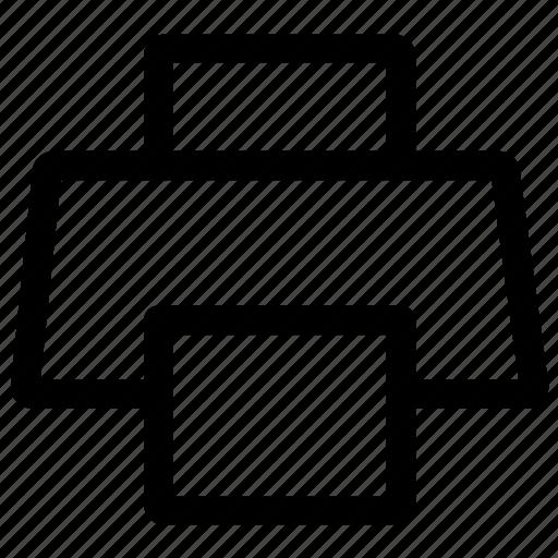 arrows, direction, location, marker, pin, printer icon