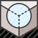 caring corner guards, corner protectors, furniture bumpers, furniture corner, safety bumpers icon