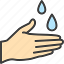 cleaning, hand, hygiene, soap, wash icon