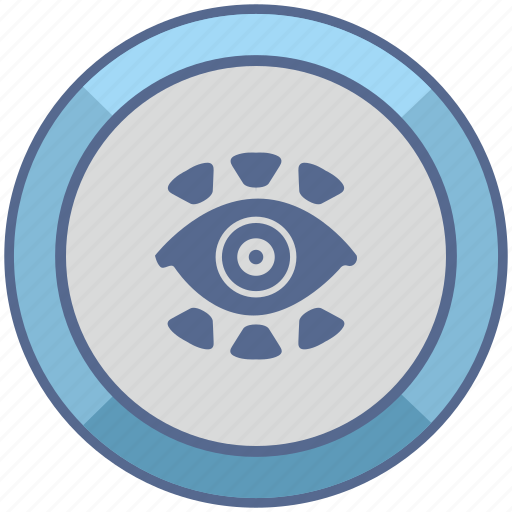Biometry, eye, identity, person, scan icon - Download on Iconfinder