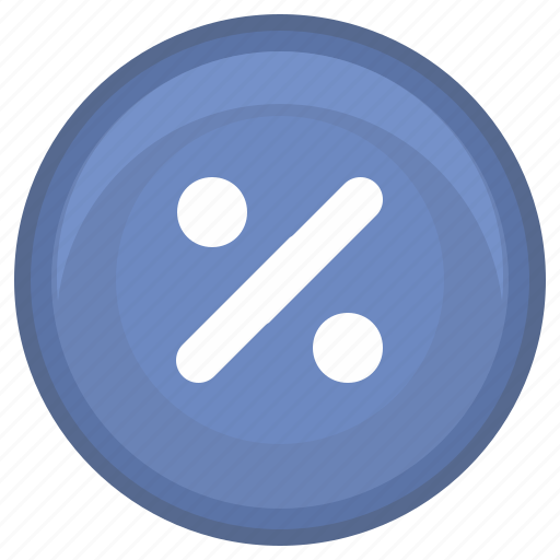 calculator, operation, percent, share icon